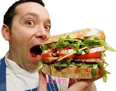 عادت های غذایی ما رازهای زیادی را درباره شخصیت ما آشکار می کنند