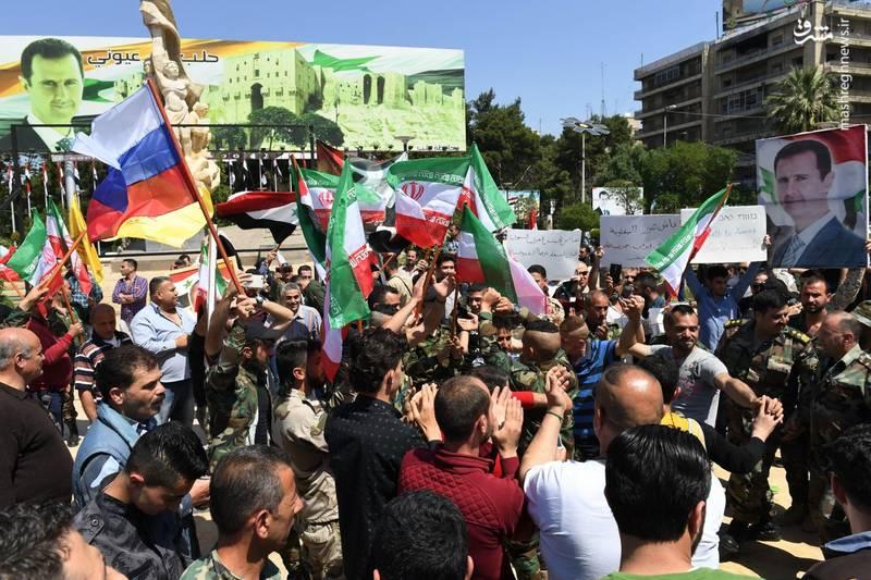 اذعان اندیشکده غربی به دست برتر دیپلماسی عمومی ایران مقابل اعراب و آمریکا در خاورمیانه +فیلم
