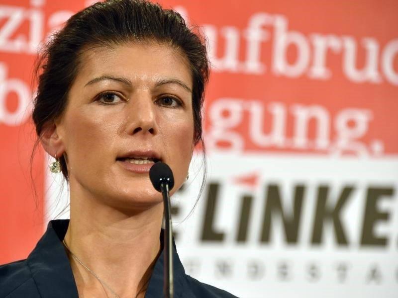 حمایت حزب چپ آلمان از اعتراضات ضد سرمایه داری