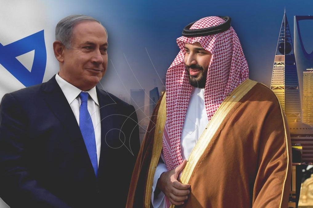 نتانیاهو در تلاش برای رسمی کردن روابط اسرائیل با عربستان