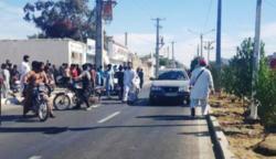 اولین تصویر منتشر شده از عامل انتحاری حمله تروریستی چابهار