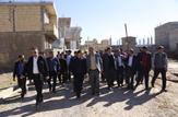 باشگاه خبرنگاران -سرکشی رئیس سازمان مدیریت بحران از مناطق سیلزده لردگان