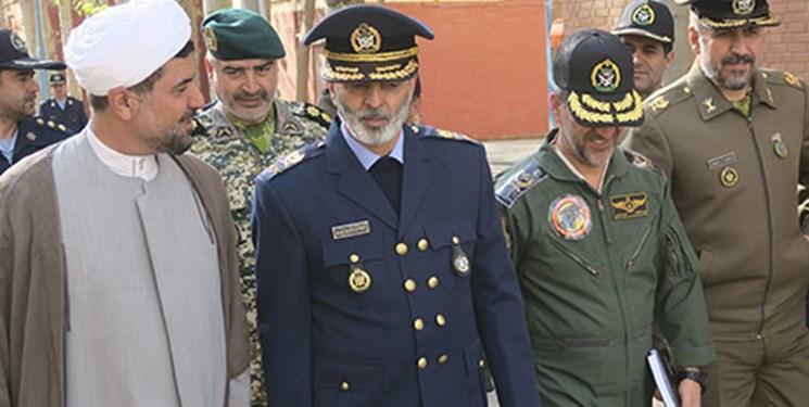 فرمانده کل از شهید ستاری بازدید کرد