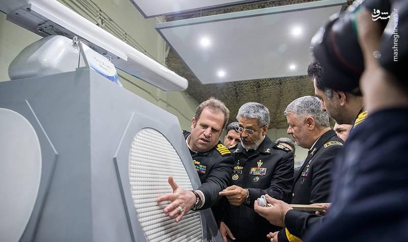 «چشم عقاب» ایرانی دوربردتر از مدرنترین رادار اروپایی/ ۱۰۰ هدف دریایی و هوایی با ۴ هزار اِلِمان در مسیر کشف و رهگیری قرار گرفت+تصاویر