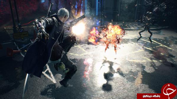 تاریخ عرضه بازی Devil May Cry 5 مشخص شد +فیلم