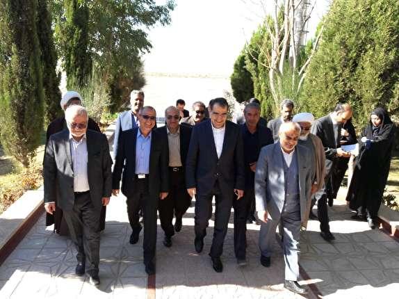 باشگاه خبرنگاران - وزیر بهداشت وارد رفسنجان شد