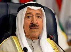 اقدام جالب امیر کویت در نشست شورای همکاری خلیجفارس+ فیلم