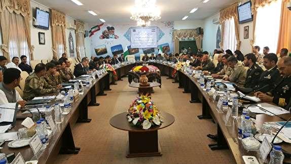 باشگاه خبرنگاران - اجلاس مشترک مرزی ایران و پاکستان در زاهدان آغاز بکار کرد