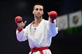 باشگاه خبرنگاران - سکوی سومی از آن کاراته کای قمی