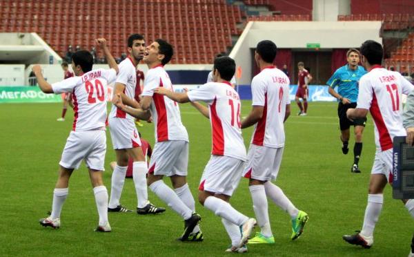 اسامی بازیکنان تیم ملی فوتبال امید در اردوی کیش مشخص شد