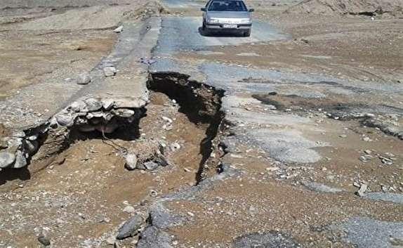 باشگاه خبرنگاران - خسارت 18 میلیاردی سیلاب به راه های شهری و روستایی اندیکا
