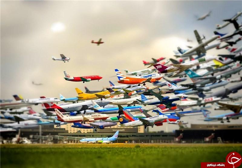 ثروتمندترین شرکتهای هواپیمایی دنیا را بشناسید! + معرفی نخستین ایرلاین جهان!