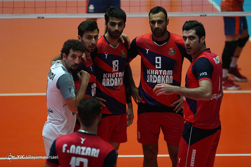 نماینده والیبال ایران و نبرد با غولهای جهان/ دوشنبه آغاز رقابت اردکانیها