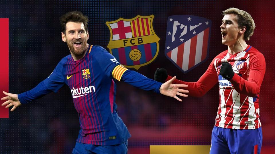 تاتنهام - چلسی،پیروزی تنها راه ماندن در کورس/اتلتیکو مادرید - بارسلونا،روخی بلانکوس در پی گرفتن صدر از کاتالان ها
