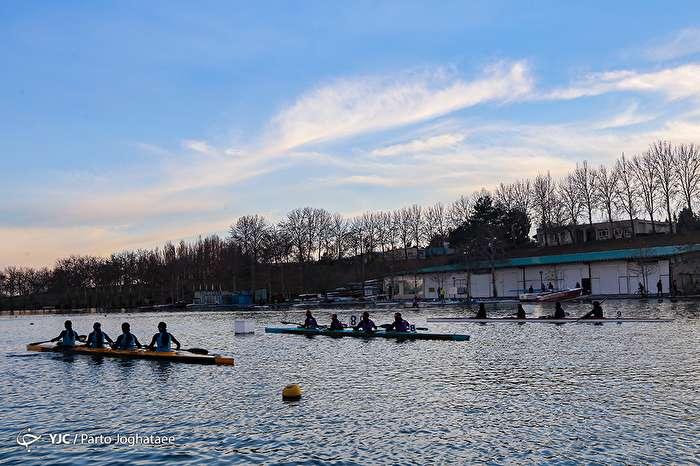رقابتهای قهرمانی کشور آبهای آرام بانوان