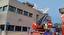 باشگاه خبرنگاران - سقوط هواپیما در ایستگاه سوختگیری +تصاویر
