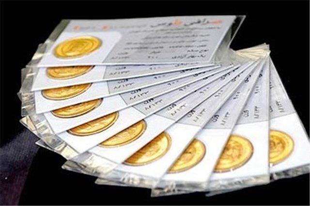 تب و تاب کاهش قیمت به بازار سکه هم سرایت کرد/ طلای ۱۸ عیار ۳۱۸ هزار تومان