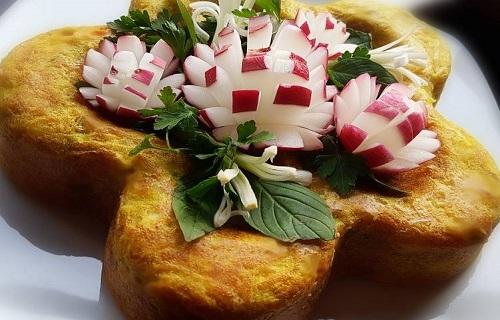 30 نوع غذای نونی و غیر برنجی + طرز تهیه