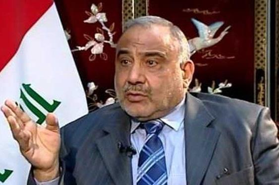 نخست وزیر عراق گفت مسئول تاخیر در تشکیل دولت نیست