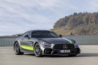 مدل جدید اسپرت Mercedes-AMG GT معرفی شد +تصاویر