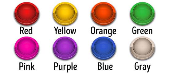شخصیت شناسی؛ کدام رنگ را انتخاب میکنید؟