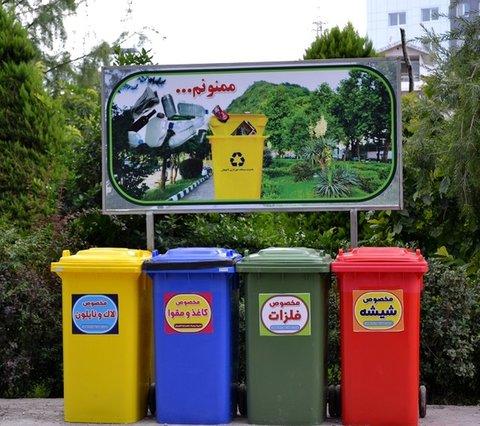 زباله دزدها مانع اجرای طرح تفکیک زباله در کرمان