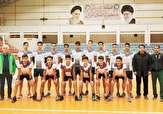 باشگاه خبرنگاران -یک قدم تا قهرمانی شهرداری گنبد / برگزاری فینال لیگ برتر نوجوانان والیبال