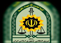 دستگیری سارق پلهای فلزی در قوچان