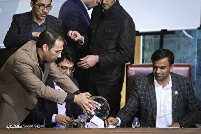 باشگاه خبرنگاران -دوازدهمین اجلاس شورای عالی استانها