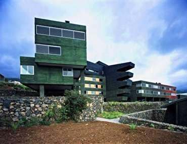 باشگاه خبرنگاران - عجیبترین مدارس دنیا با معماریهای مدرن و محیط زیستی + عکس