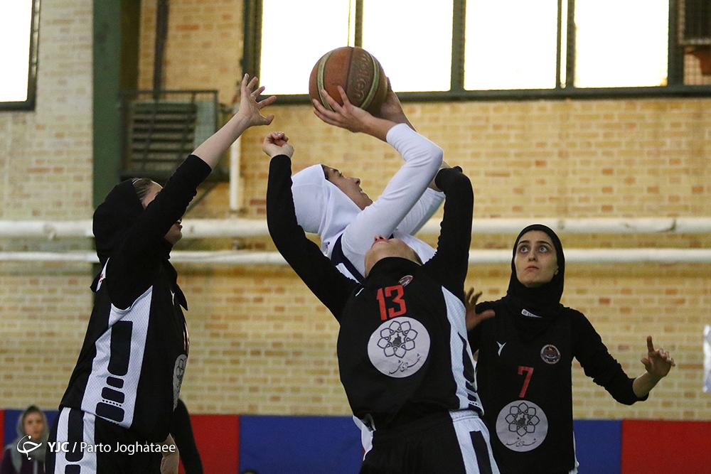 باشگاه خبرنگاران -پیروزی آسان گروه بهمن در روز شکست تیم بسکتبال گاز تهران