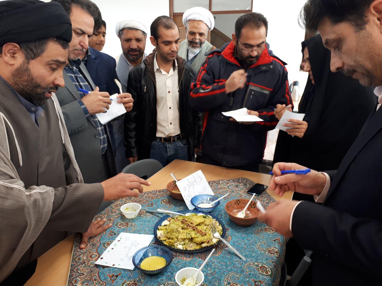 باشگاه خبرنگاران -برگزاری جشنواره طبخ غذای خانگی و محلی در مه ولات