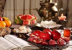خوراکیهای اصلی شب یلدا+ فواید و نکات سلامتى کدو حلوایى