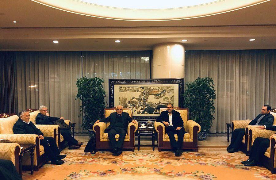 آغاز ماموریت سفیر جدید ایران در چین