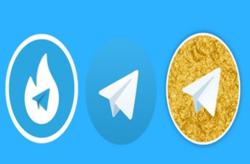نبرد تلگرام با هاتگرام و طلاگرام آغاز شد