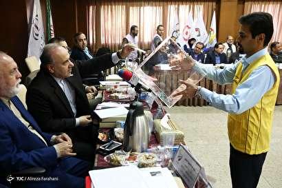 باشگاه خبرنگاران -انتخابات کمیته ملی پارالمپیک