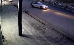 حادثه دلخراش برای کارگر طباخی پس از فرار مشتریان از مغازه + فیلم
