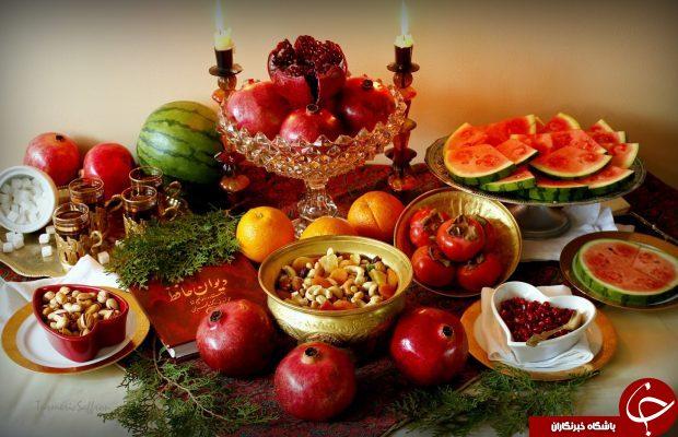 شب یلدا چیست / چرا شب یلدا را جشن می گیریم؟