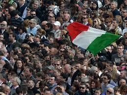 اعتراضات جلیقهزردها در فرانسه به ایتالیا نیز رسید