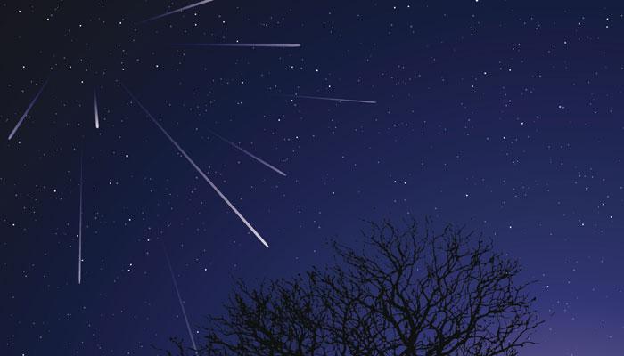 چراغانی طبیعی آسمان/ مهمانان ناخواندهای که زمین را نورانی میکنند