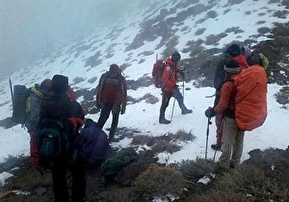 باشگاه خبرنگاران - ۳ کوهنورد مفقود شده در ارتفاعات کرکزو پیدا شدند