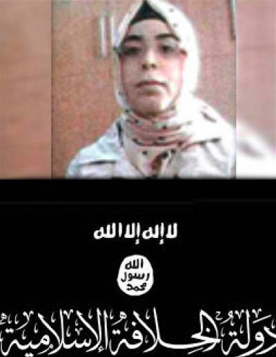 بازداشت زن داعشی که برای دستگیریاش جایزه نقدی نجومی تعیین شده بود+ عکس