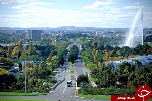 پایتخت استرالیا کجاست + تصاویر