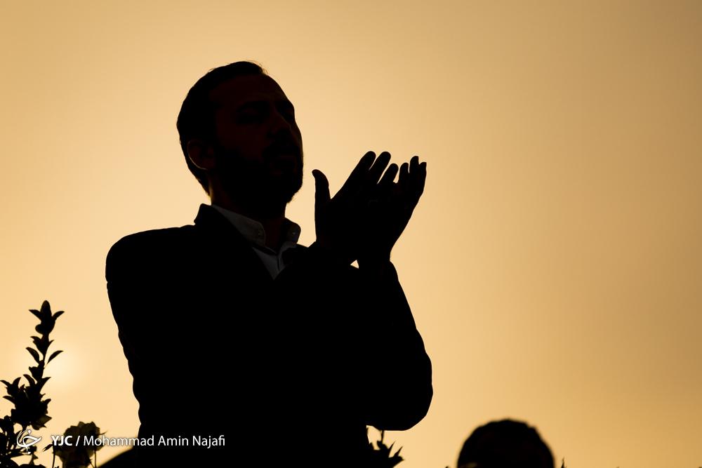 آموزش نحوه درست نماز خواندن + تصاویر