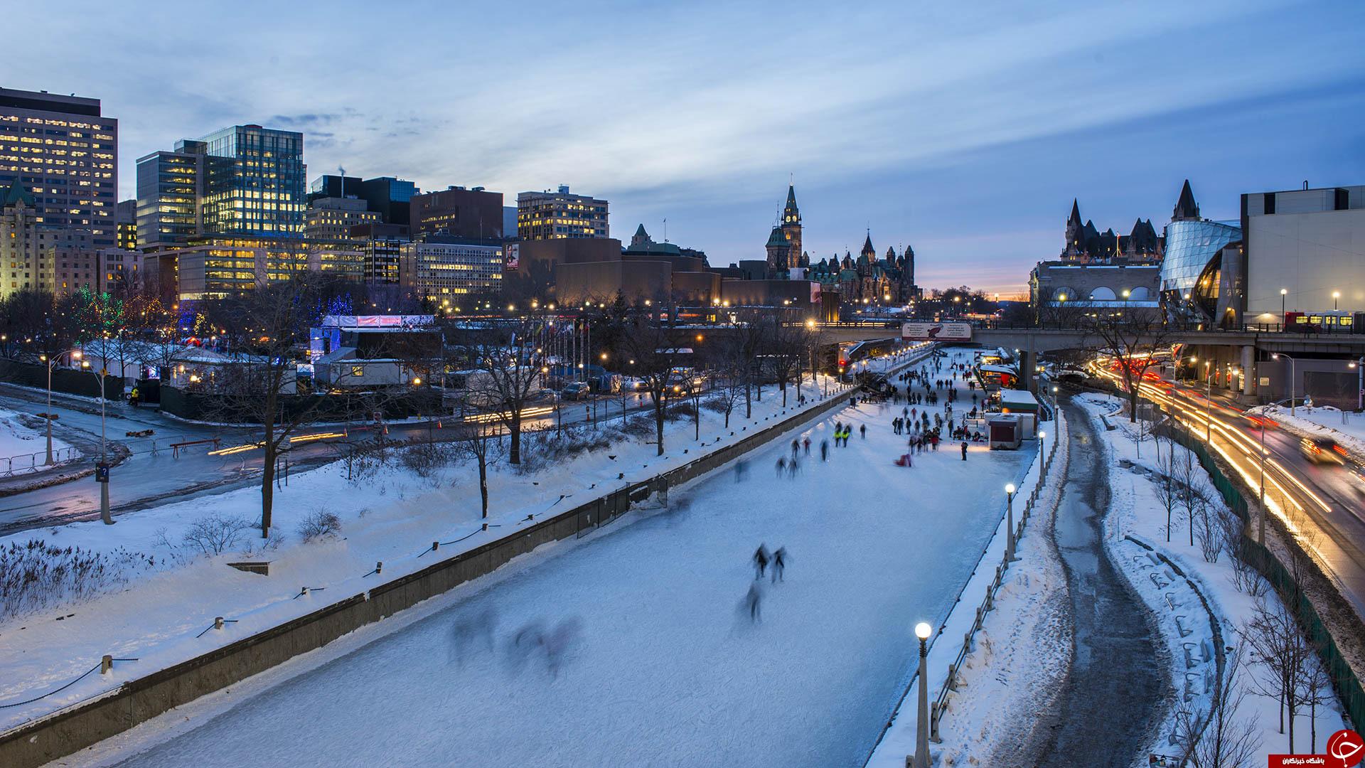 عکس زیبا از کشور کانادا