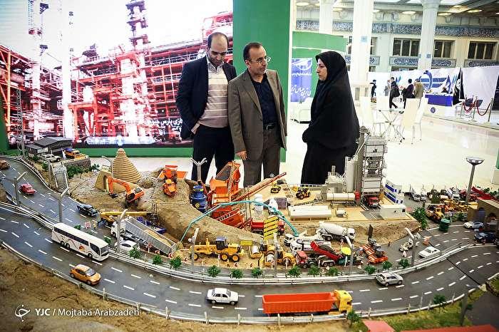 سومین نمایشگاه حمل و نقل و صنایع وابسته