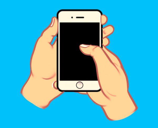 شخصیت شناسی از روی نحوه دست گرفتن گوشی موبایل