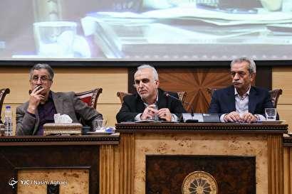 باشگاه خبرنگاران -نشست هیئت نمایندگان اتاق بازرگانی ایران