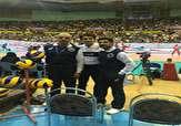 باشگاه خبرنگاران -داور مهابادی مسابقات لیگ قهرمانان باشگاههای اروپا را قضاوت میکند
