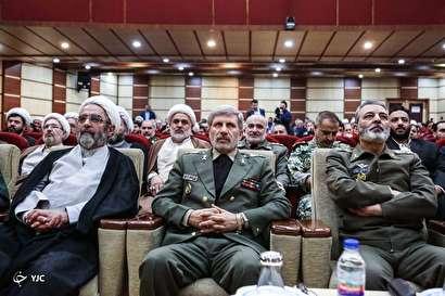 باشگاه خبرنگاران -همایش تبیین اندیشههای دفاعی رهبر معظم انقلاب